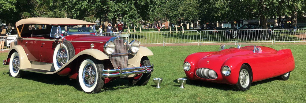 The Boston Cup Classic Car Show
