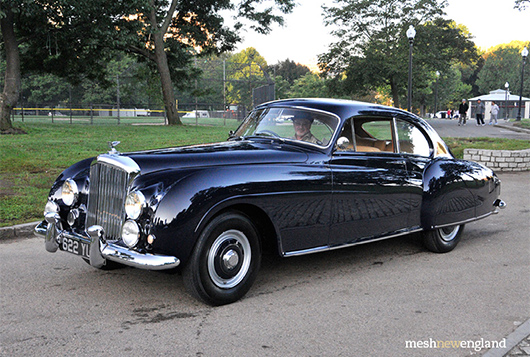 1955 Bentley R-Type Continental Fastback, Bruce Male