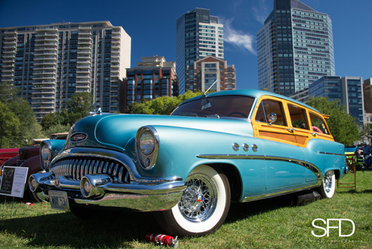 1953 Buick Super Estate Wagon, Arthur Goldstone