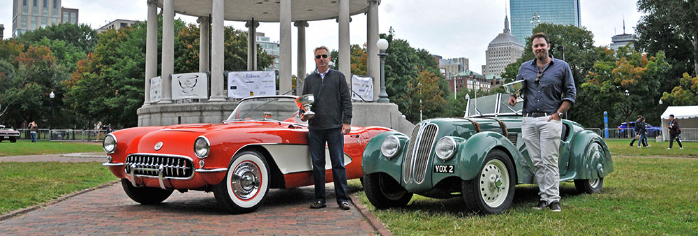 The Boston Cup Bostons Premier Classic Car Show - Boston car show this weekend